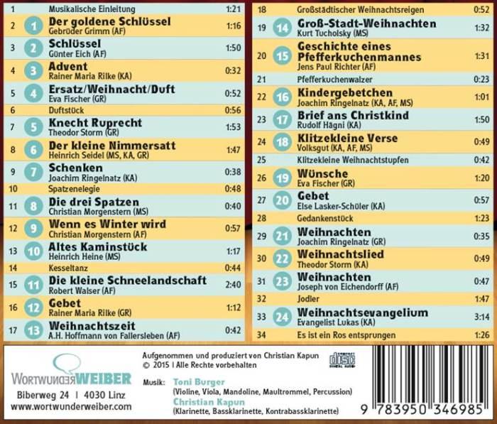 CD-Inhalt